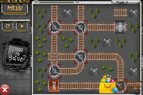 轨道火车截图3