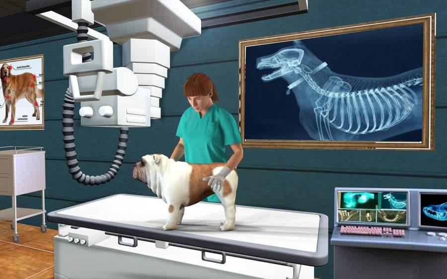 宠物医院模拟器2018年 - 宠物医生游戏