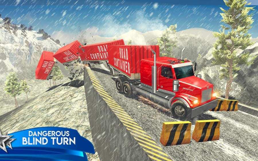 大卡车模拟器2018年:美国卡车司机截图5