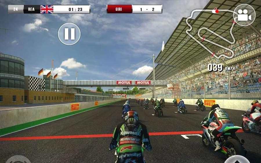 世界超级摩托车锦标赛16截图2