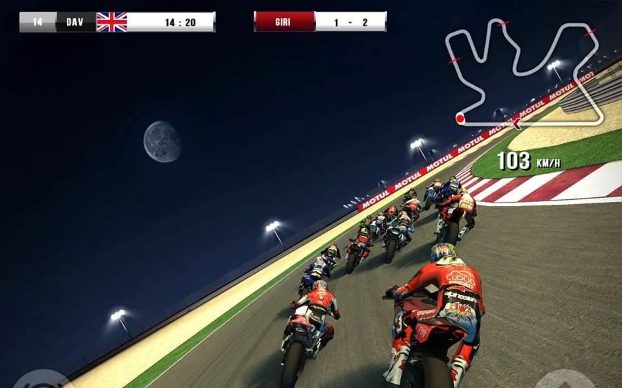 世界超级摩托车锦标赛16截图3