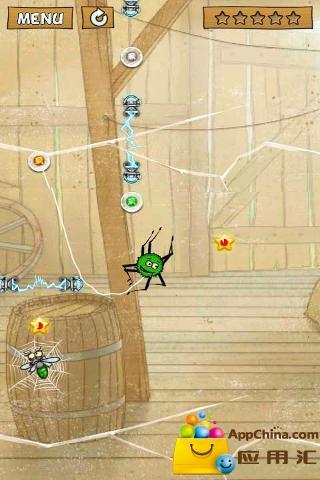 蜘蛛杰克HD(免费版)截图0