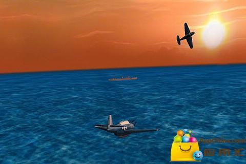 太平洋海战 P.N.F 无金币限制版