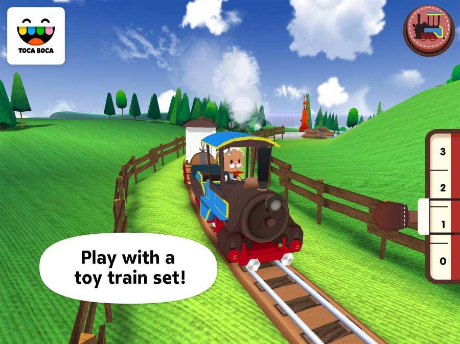 托卡火车截图1