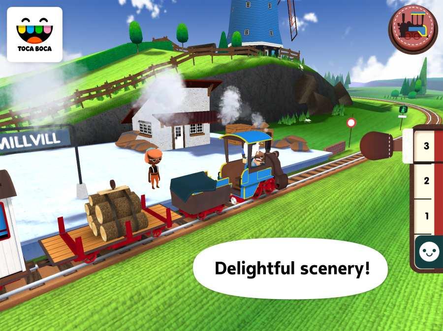 托卡火车截图2