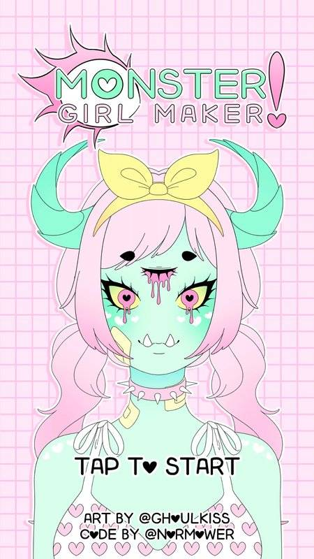 Monster Girl Maker截图3
