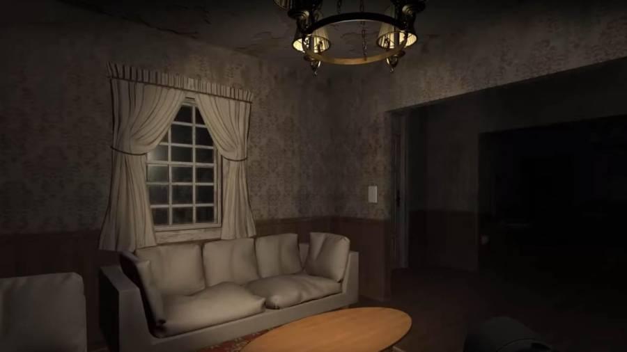 Scary Momo  : Horror Escape Game截图1
