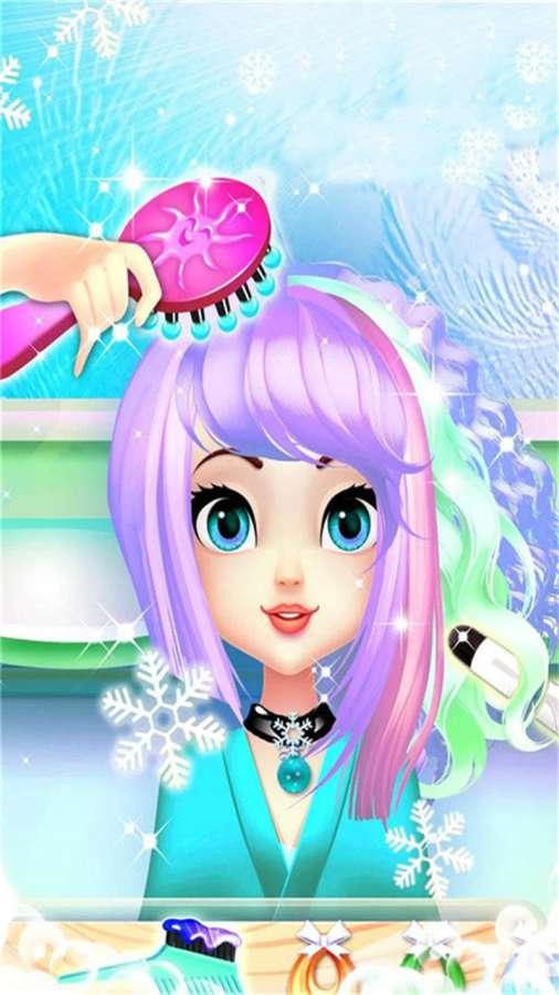 公主美发化妆沙龙截图3