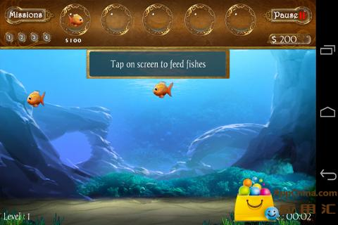 养鱼游戏 精简版截图2