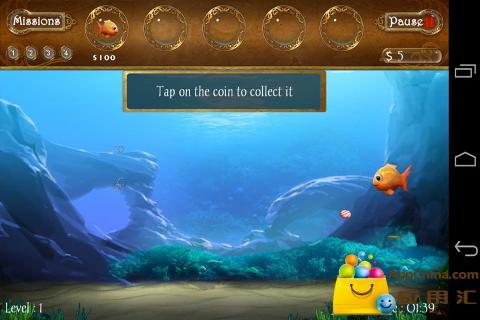 养鱼游戏 精简版截图3