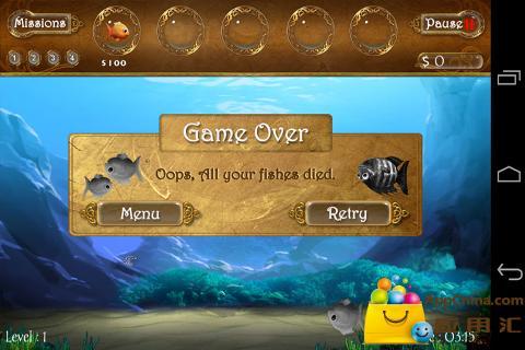 养鱼游戏 精简版截图4