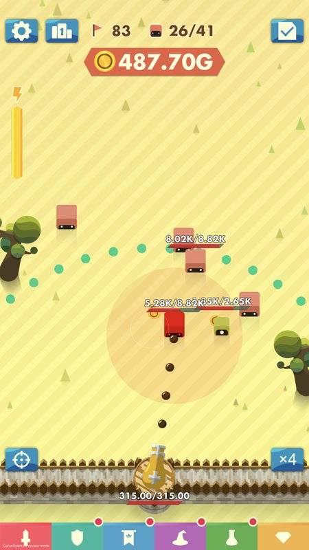 Eternal Cannon截图0
