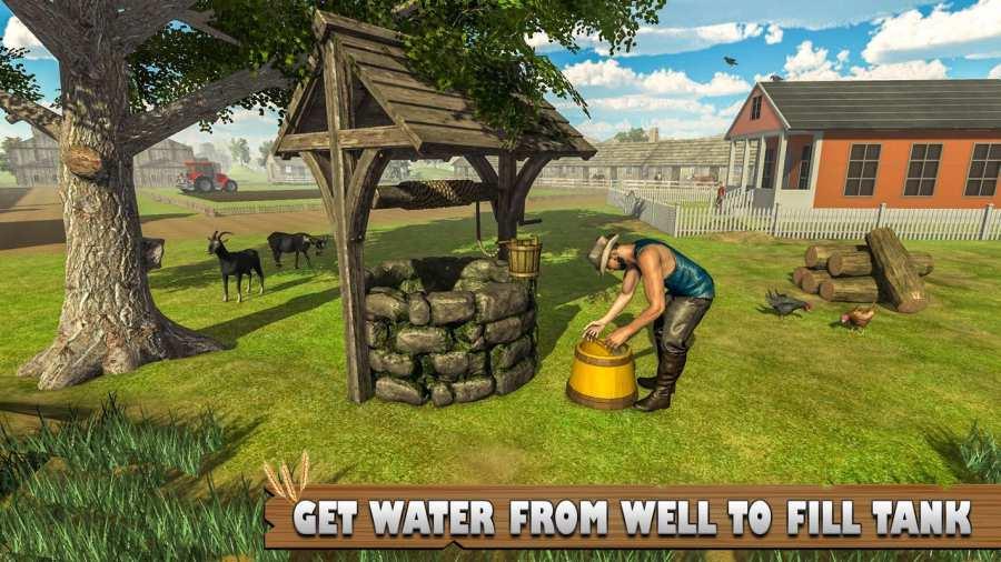 虚拟农场:家庭娱乐农业游戏截图2