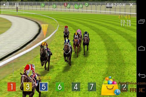玩免費益智APP|下載模拟赛马 app不用錢|硬是要APP
