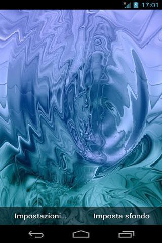 重力感应水波荡漾动态壁纸