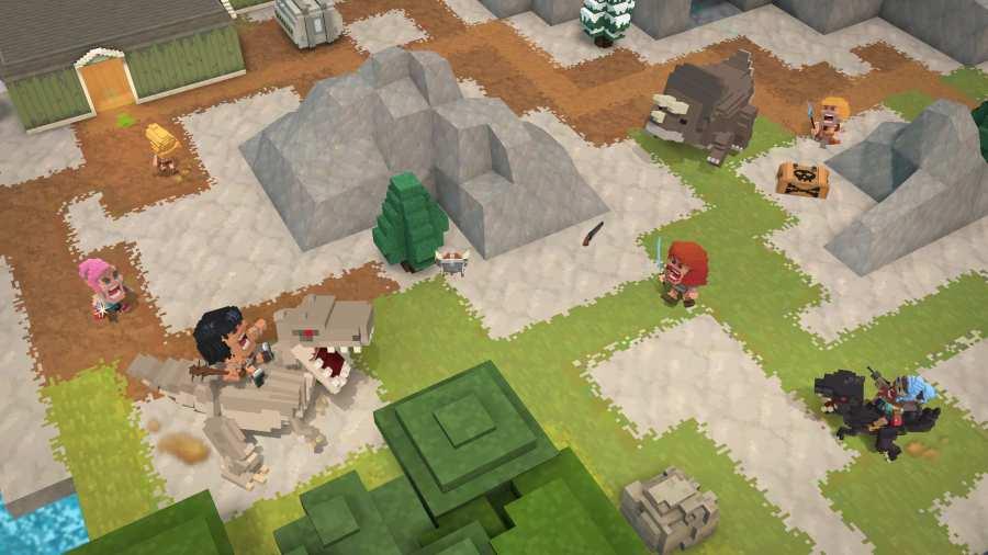 侏罗纪小逃杀截图2