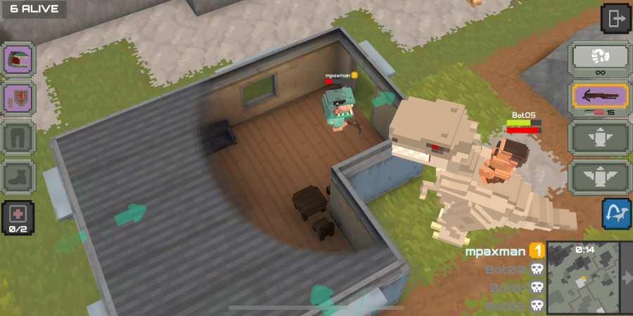 侏罗纪小逃杀截图3