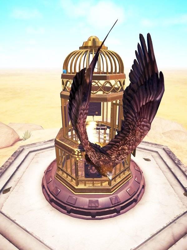 笼中鸟截图2
