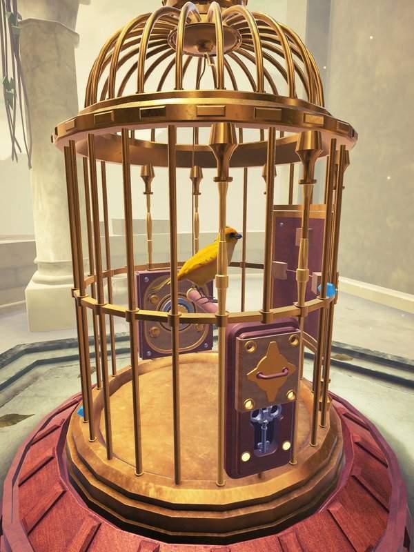笼中鸟截图3