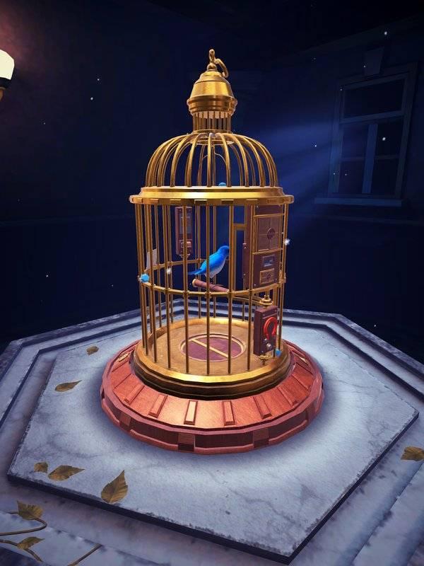 笼中鸟截图7