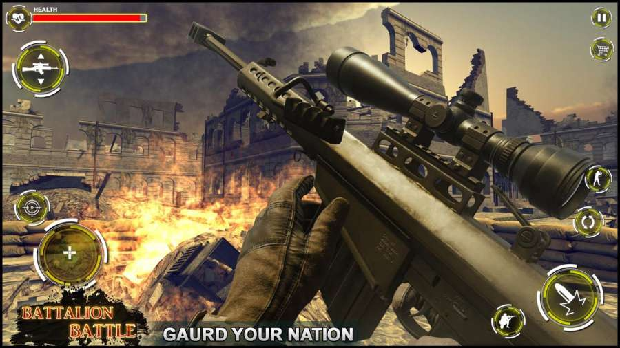 营战斗 :战争 射击任务截图2