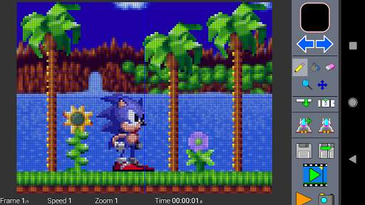 Pixel Studio - Art Animation MP4 GIF截图0