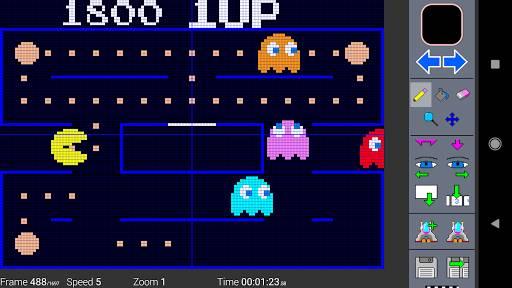 Pixel Studio - Art Animation MP4 GIF截图1