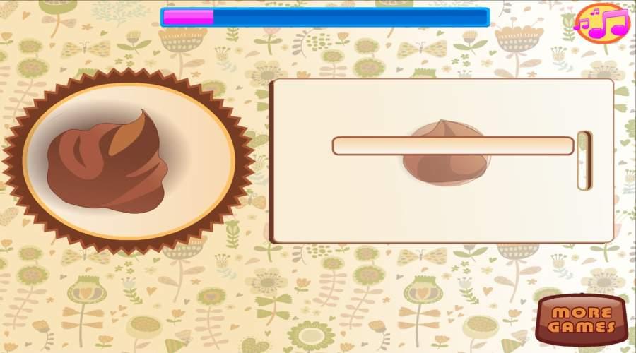 烘焙和烹饪巧克力蛋糕:女孩乐趣面包店截图1