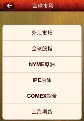 申银贵金属-粤贵银行情软件截图3