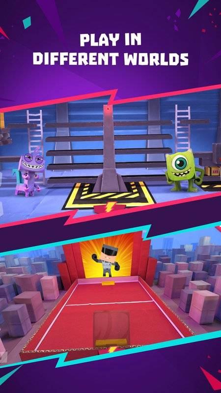 Disney Cubes Play截图1