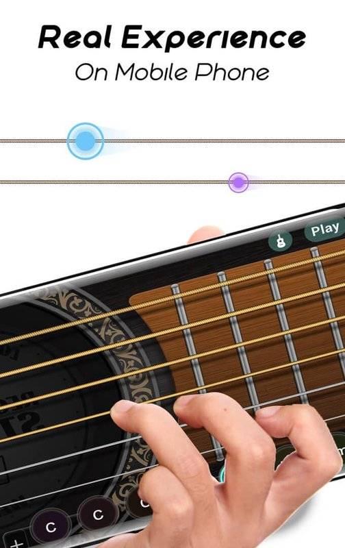 Real Guitar for Free-Rhythm Game & Chords & Tiles截图10