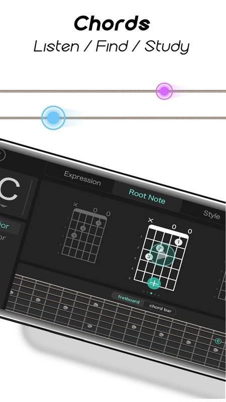 Real Guitar for Free-Rhythm Game & Chords & Tiles截图6