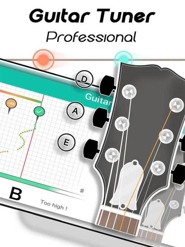 Real Guitar for Free-Rhythm Game & Chords & Tiles截图7