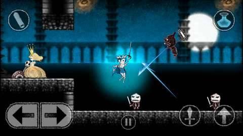 多克罗:骷髅小王子截图1