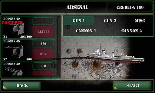舰队防御截图2