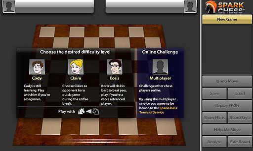 闪光国际象棋