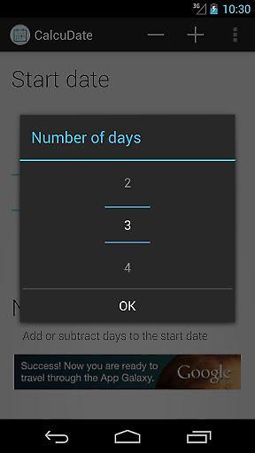 日期计算截图1