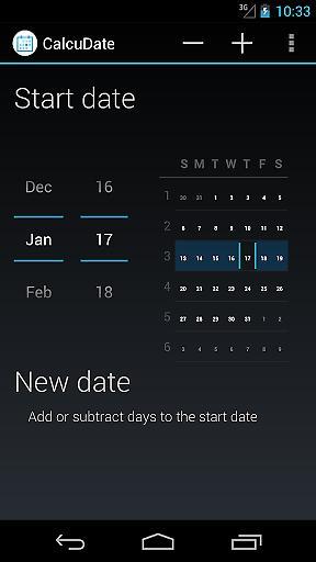 日期计算截图3