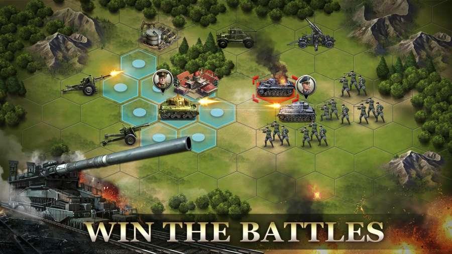 WW2: Strategy Commander Conquer Frontline截图4