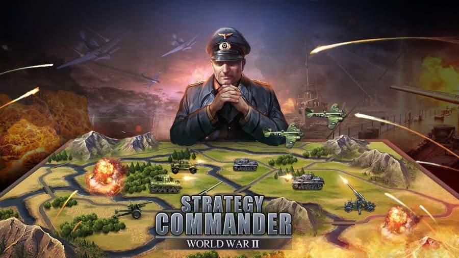 WW2: Strategy Commander Conquer Frontline截图6