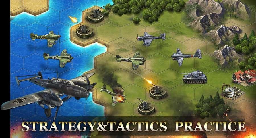 WW2: Strategy Commander Conquer Frontline截图7