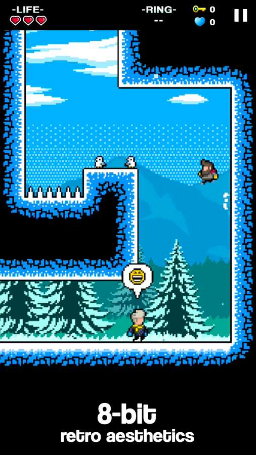 登山者:冰冻梦想