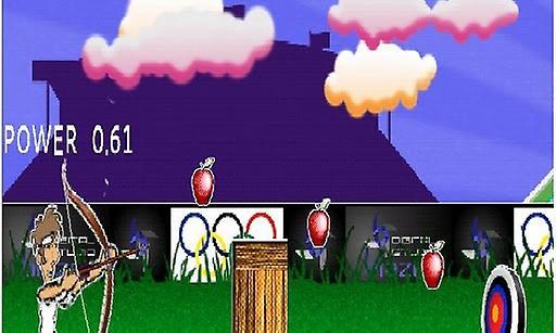 水果射箭奥运
