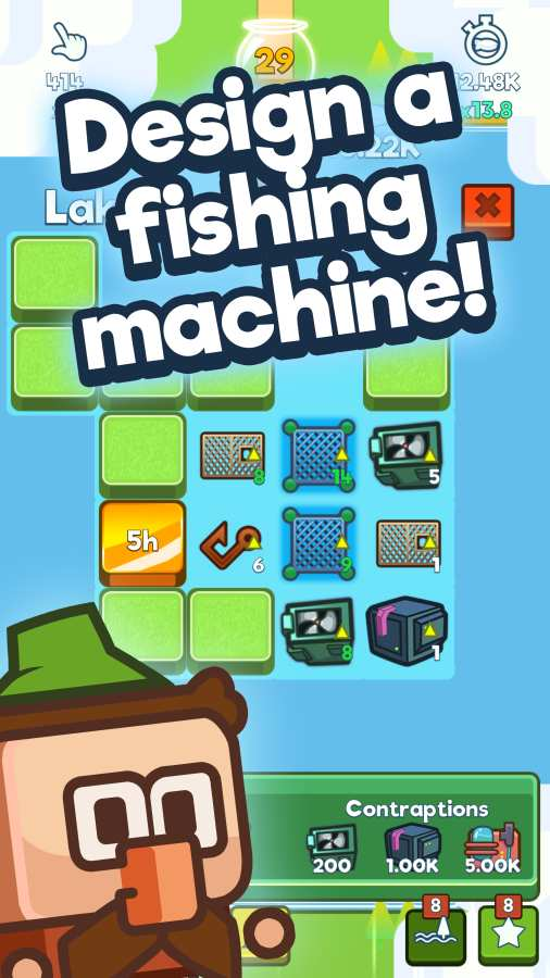 疯狂钓鱼截图1