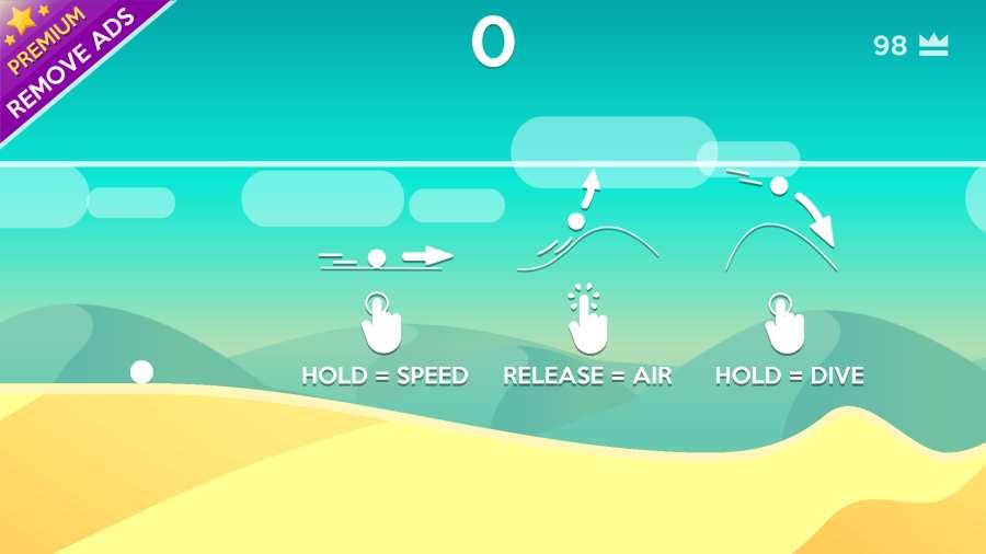 沙丘跳球截图0