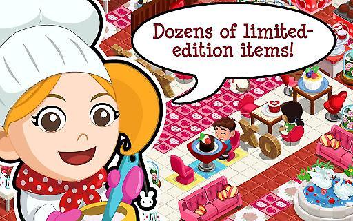 餐厅故事:情人节 Restaurant Story: Valentine's