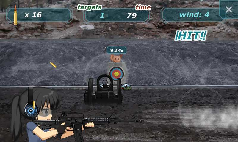 动漫狙击手截图2