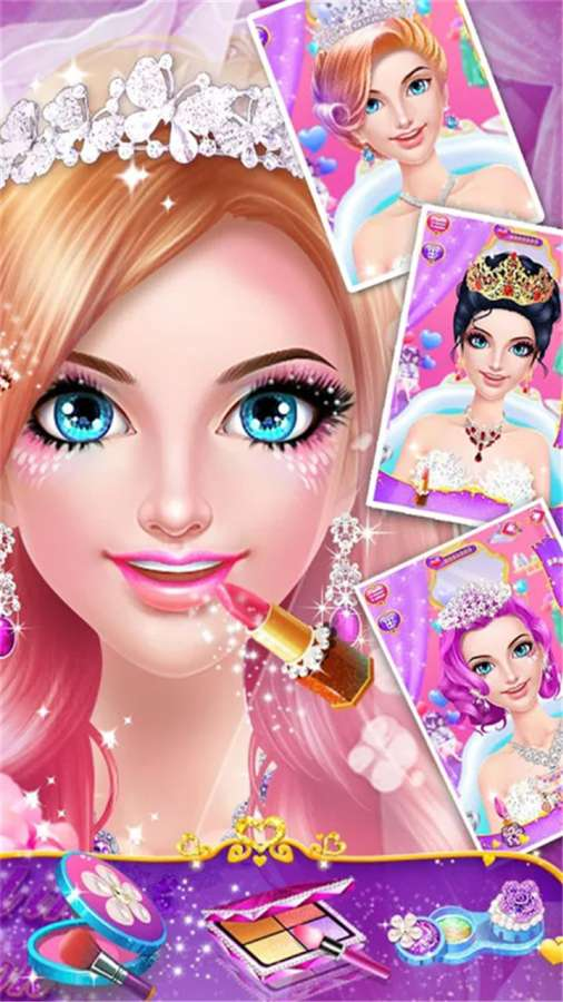 公主婚礼化妆沙龙截图1