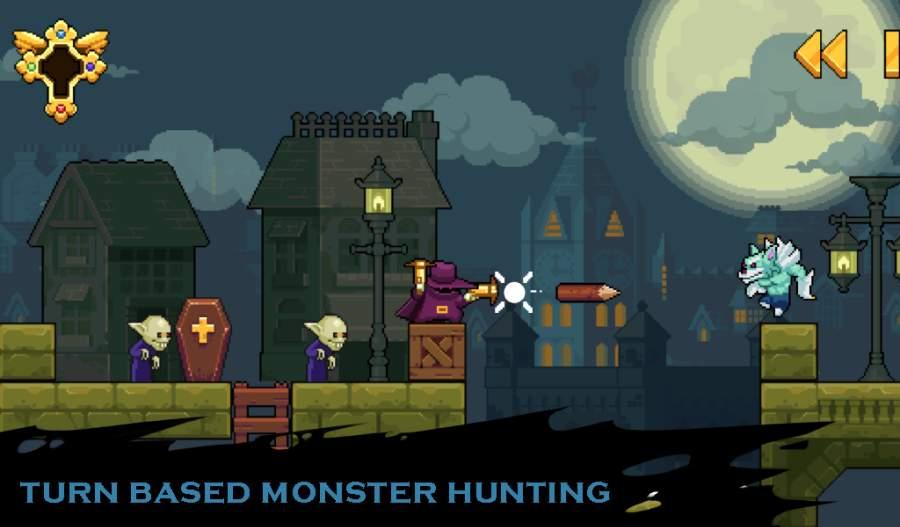超度亡魂2:怪物猎人截图1