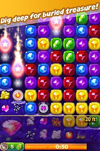 红宝石爆炸 玩益智App免費 玩APPs
